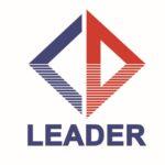 打印 Dalian Leader Distributor Logo in red blue and white with stripes in China of Bartels Mikrotechnik GmbH